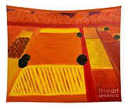 Aproaching Storm - Sold Tapestry