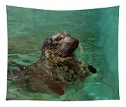 Aquarium Seal  Tapestry