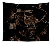 Arabian Face 0901 Tapestry