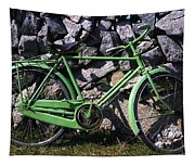 Aran Islands, Co Galway, Ireland Bicycle Tapestry