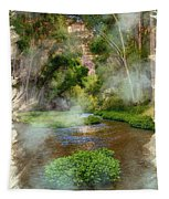 Aravaipa Creek Tapestry