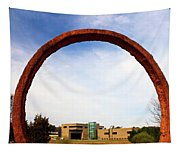 Arch Over Ncma Tapestry