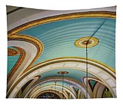 Arches And Curves - Capitol Building - Missouri Tapestry