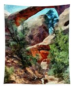 Arches National Park Trail Tapestry