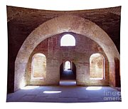 Arches Of Sunshine Tapestry