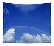 Arching Rainbow Tapestry