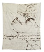 Architectural Study Tapestry