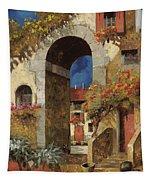 Arco Al Buio Tapestry