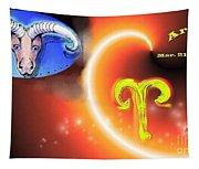 Aries Tapestry