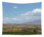 Arizona Farming Tapestry