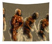 Arnold Classic Brazil 2015 In Rio De Janeiro  Tapestry