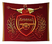Arsenal London Painting Tapestry