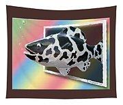 Art Fish Fun Tapestry