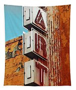 Art Of Decay Tapestry