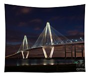 Arthur Ravenel At Night Tapestry