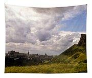 Arthurs Seat Edinburgh Tapestry