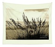 Artistic - Sea - Oats Tapestry