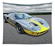 Power And Performance - Ford Gt40 Tapestry