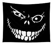Crazy Monster Grin Tapestry