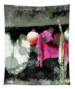 Poncho Porch Tapestry