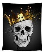 Royal Skull Tapestry