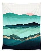 Summer Hills Tapestry
