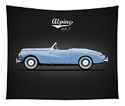 Sunbeam Alpine Sport 1953 Tapestry