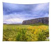 Asbyrgi Canyon Tapestry