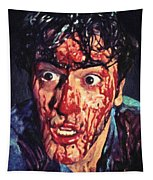 Ash Williams Tapestry