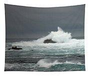 Asilomar Mini Seascape Tapestry