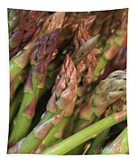 Asparagus Tips 2 Tapestry