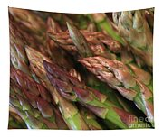 Asparagus Tips Tapestry