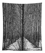 Aspen Rows Tapestry