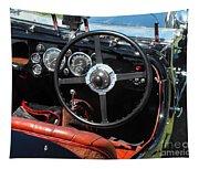 Aston Martin Dashboard Tapestry