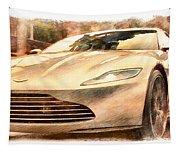 Aston Martin Db10 Tapestry