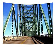 Astoria-megler Bridge Tapestry