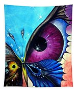 Astral Butterfly. Soul - Memory - Mind Tapestry