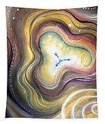 Astral Vision. Mind Concentration Tapestry