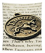 Astrological Definition In Taurus Tapestry