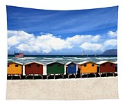 At The Beach Tapestry