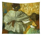 At The Couturier, The Fitting Tapestry