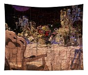 At The Table Tapestry
