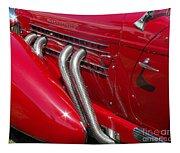 Auburn Speedster Tapestry