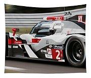Audi R18 E-tron, Le Mans - 07 Tapestry