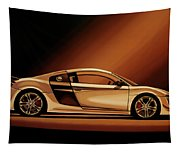 Audi R8 2007 Painting Tapestry