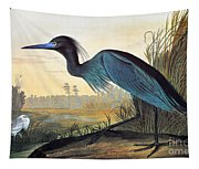 Little Blue Heron Tapestry