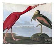 Audubon: Scarlet Ibis Tapestry