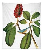 Audubon: Warbler Tapestry