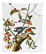 Audubon: Woodpecker, 1827 Tapestry