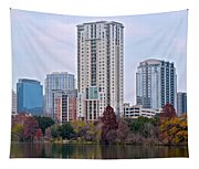 Austin Tower Tapestry